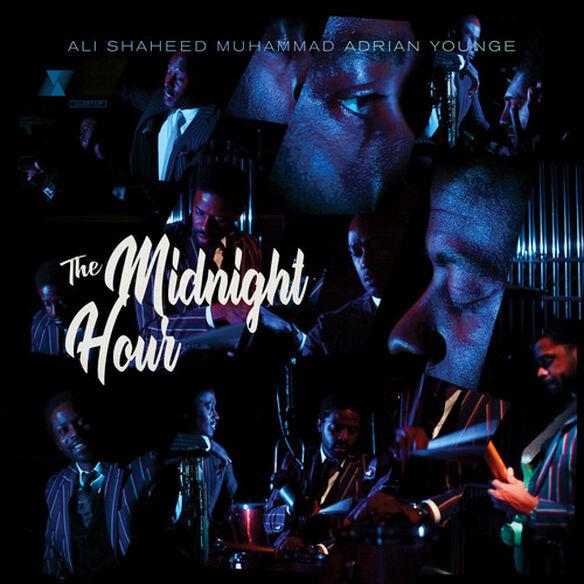 Adrian Younge / Ali Muhammad Shaheed - Midnight Hour