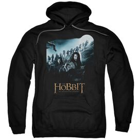 The Hobbit A Journey Adult Pull Over Hoodie