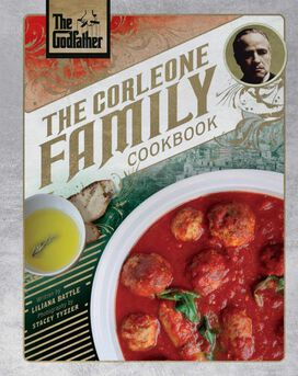 The Godfather - The Corleone Family Cookbook [Hardcover]