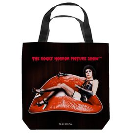 Rocky Horror Picture Show Frank Lips Tote