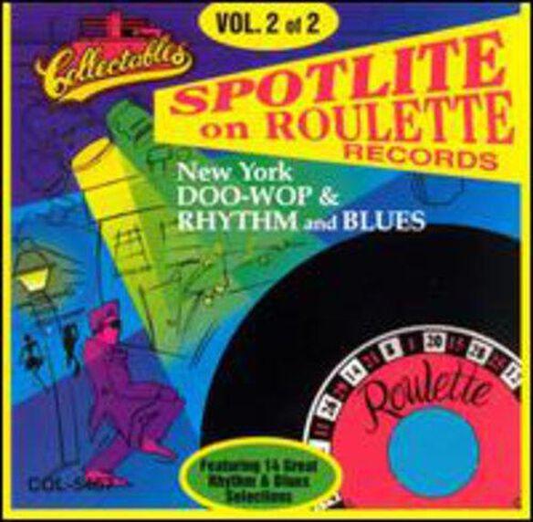 Roulette Records: Doo Wop Rhythm & Blues 2 / Var