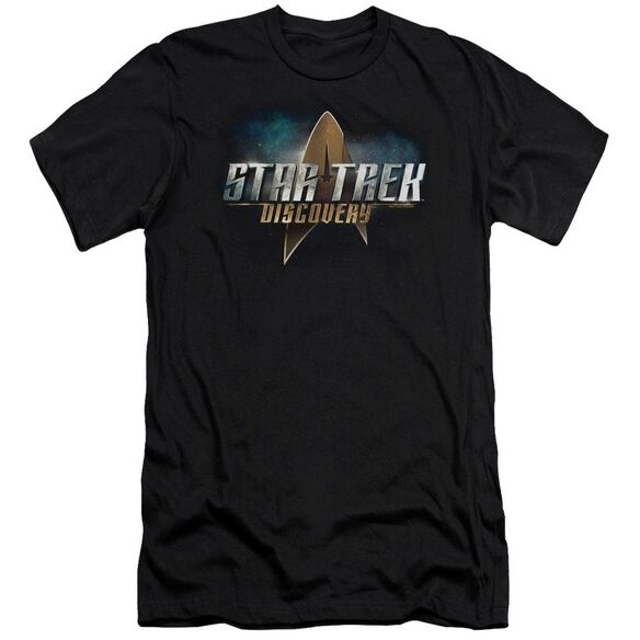 Star Trek Discovery Discovery Logo Hbo Short Sleeve Adult T-Shirt