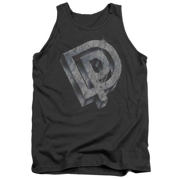 Deep Purple Dp Logo Adult Tank