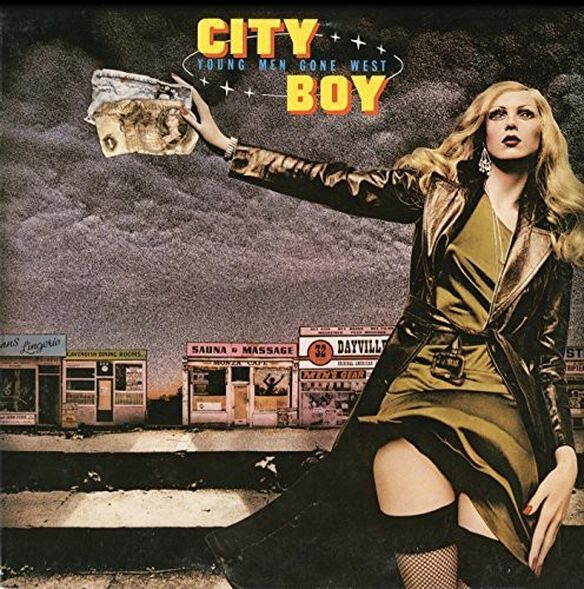 City Boy - Young Men Gone West/Book Early: Expanded Edition