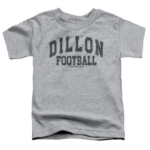 Friday Night Lights Dillion Arch Short Sleeve Toddler Tee Heather Sm Athletic Heather Sm T-Shirt