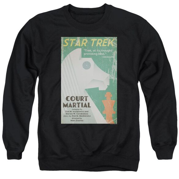 Star Trek Tos Episode 20 Adult Crewneck Sweatshirt