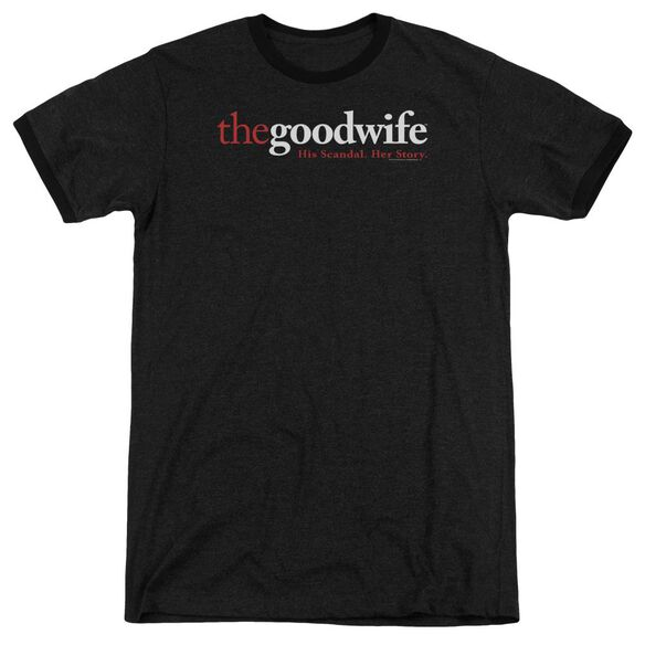 The Good Wife Logo Adult Heather Ringer