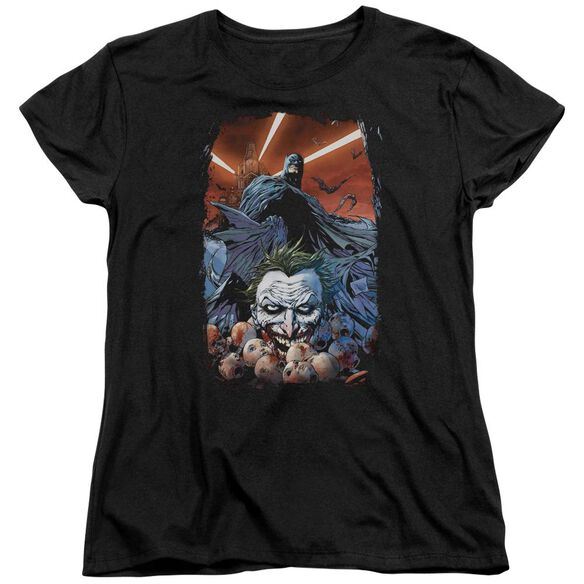 Batman Detective Comics #1 Short Sleeve Womens Tee T-Shirt