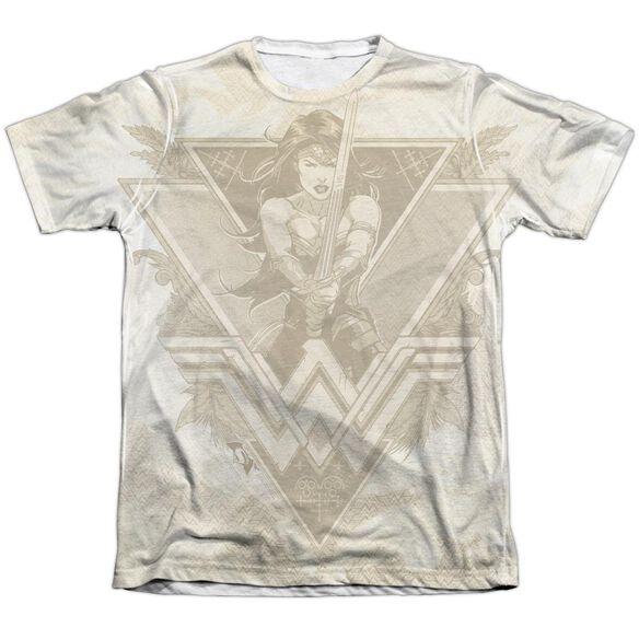 Batman V Superman Greek Goddess Adult Poly Cotton Short Sleeve Tee T-Shirt