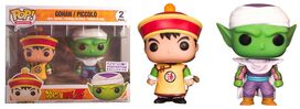 Exclusive Dragon Ball Z Gohan & Piccolo 2pk Funko Pop!