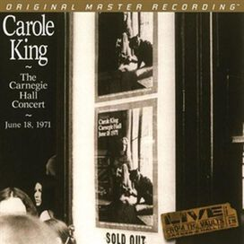 Carole King - Carnegie Hall Concert - June 18 1971