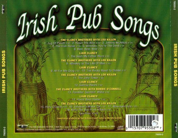 Irish Pub Songs / Various