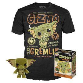 Funko Pop! Gizmo As a Gremlin Pop & Tee Combo