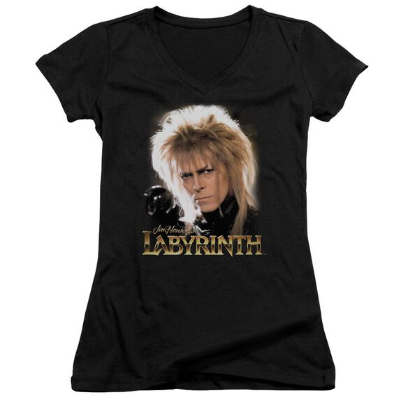Labyrinth Jareth Junior V Neck T-Shirt