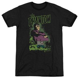 Phantom Jungle Protector Adult Heather Ringer