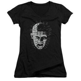 Hellraiser Pinhead Junior V Neck T-Shirt