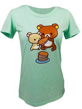 Rilakkuma Pancake Women's T-Shirt