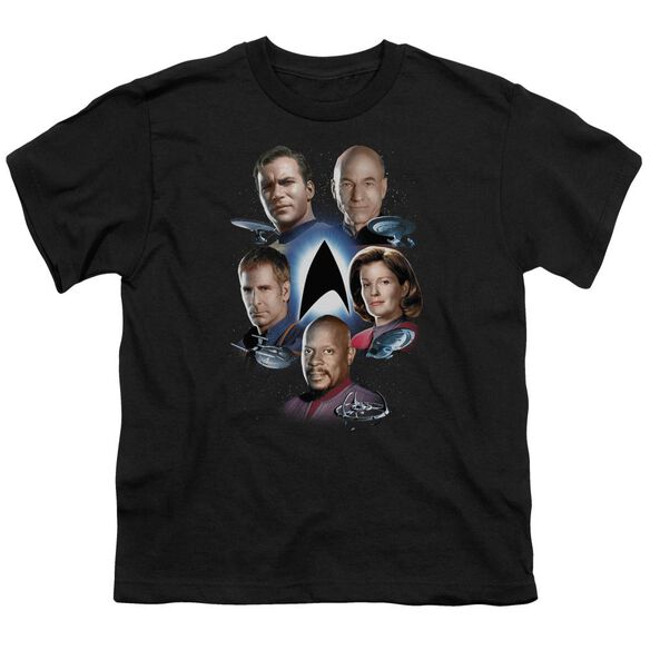 Star Trek Starfleet's Finest Short Sleeve Youth T-Shirt