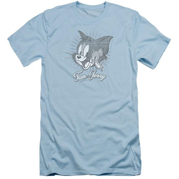 Tom And Jerry Classic Pals Short Sleeve Adult Light T-Shirt