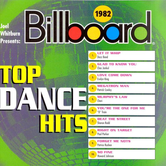 Top Dance Hits 1982 598
