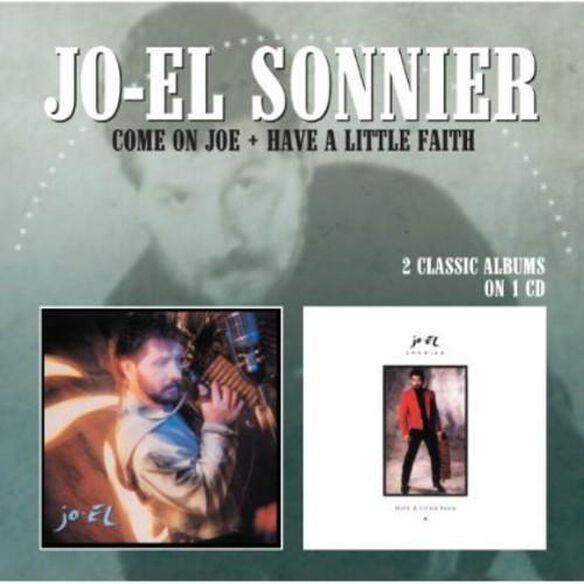 Jo-El Sonnier - Come on Joe / Have a Little Faith