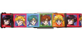 Sailor Moon Boxed Characters Seatbelt Belt