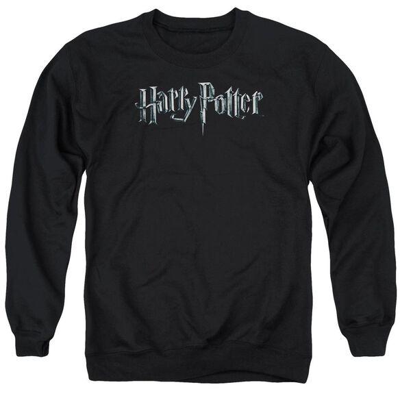 Harry Potter Logo Adult Crewneck Sweatshirt