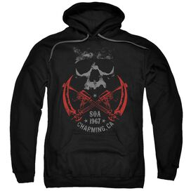 SONS OF ANARCHY CROSS GUNS-ADULT