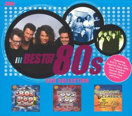 Various Artists - Best of the 80s [Madacy Box Set]