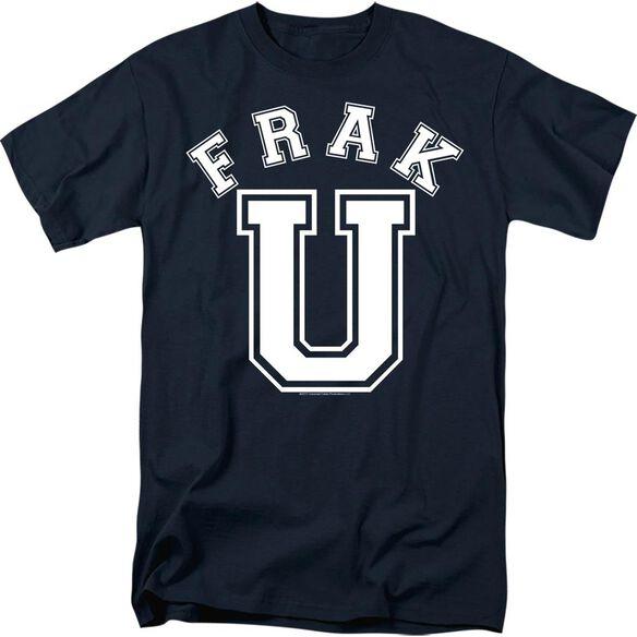 BSG FRAK U - S/S ADULT 18/1 - NAVY T-Shirt