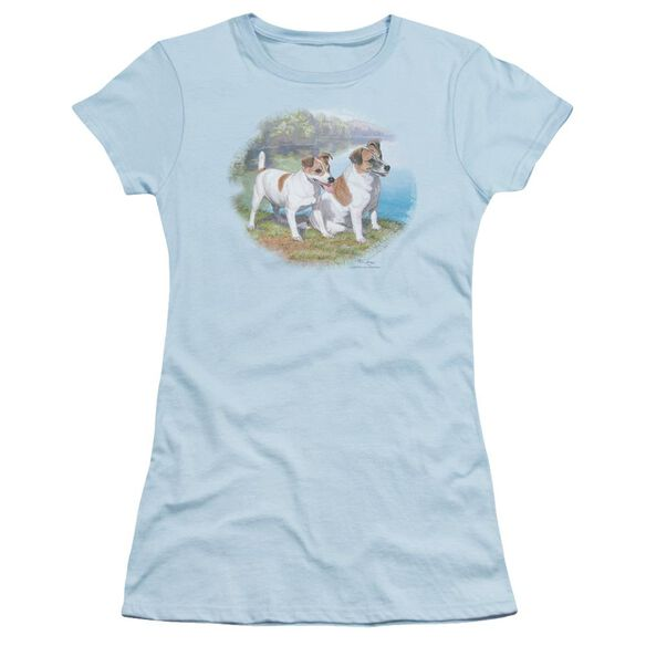 Wildlife Jack By Water Short Sleeve Junior Sheer Light T-Shirt