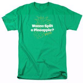 PSYCH PINEAPPLE SPLIT - S/S ADULT 18/1 - T-Shirt