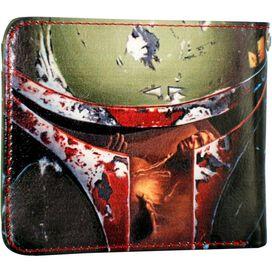 Star Wars Boba Fett Color Wallet