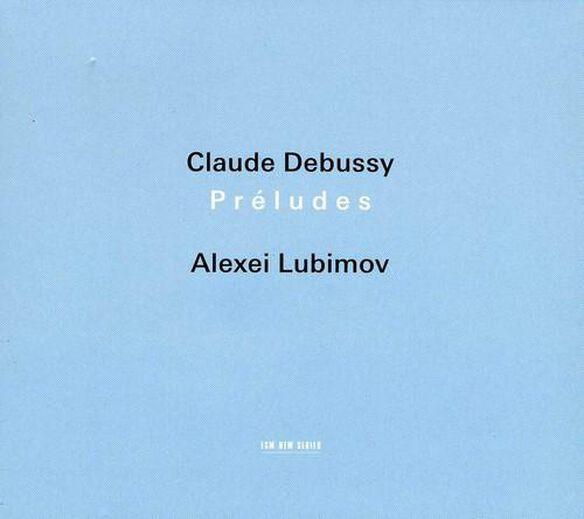 Debussy: Preludes (Ocrd)