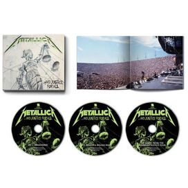Metallica - …AND JUSTICE FOR ALL (3CD REMASTERED)