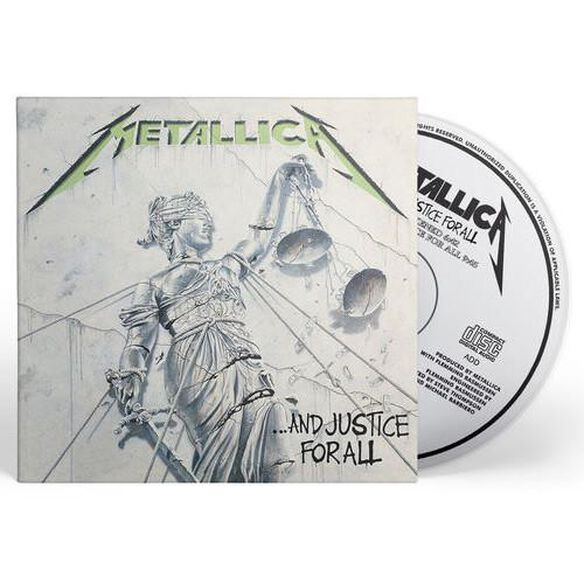 Metallica - …AND JUSTICE FOR ALL (1CD REMASTERED)