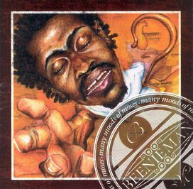 Beenie Man - Many Moods of Moses [VP/Slammin' Vinyl]