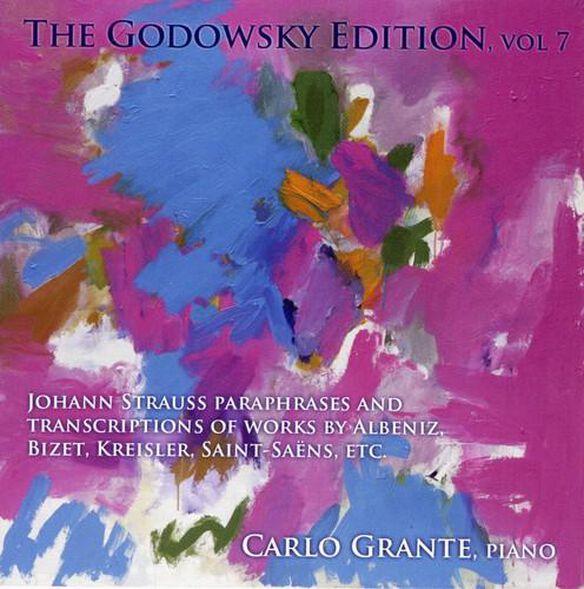 Godowsky Edition 7