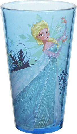 Frozen Elsa and Anna Pint Glass Set