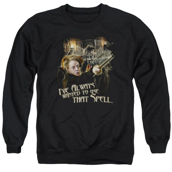 Harry Potter That Spell Adult Crewneck Sweatshirt