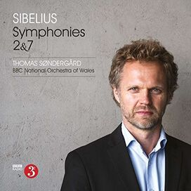 Sibelius/ BBC National Orchestra of Wales - Symphonies 2 & 7