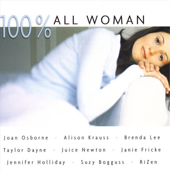 100% All Woman 0405