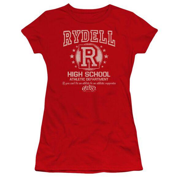 Grease Rydell High Premium Bella Junior Sheer Jersey
