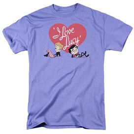 I LOVE LUCY CONTENT - S/S ADULT 18/1 T-Shirt