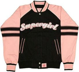 Supergirl Name Jacket