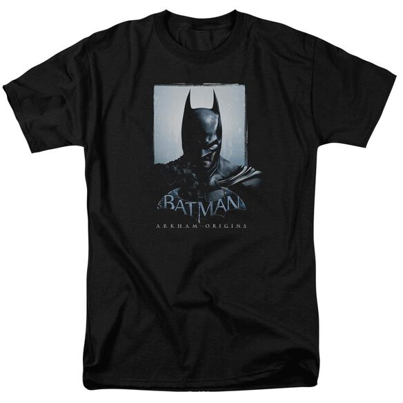 Batman Arkham Origins Two Sides Short Sleeve Adult T-Shirt