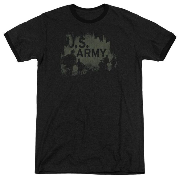 Army Soldiers Adult Heather Ringer
