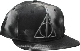 Harry Potter Deathly Hallows Icon Snapback Hat