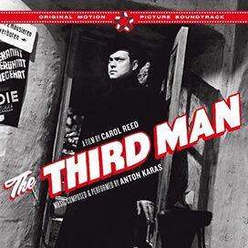 Anton Karas - The Third Man (Original Motion Picture Soundtrack)