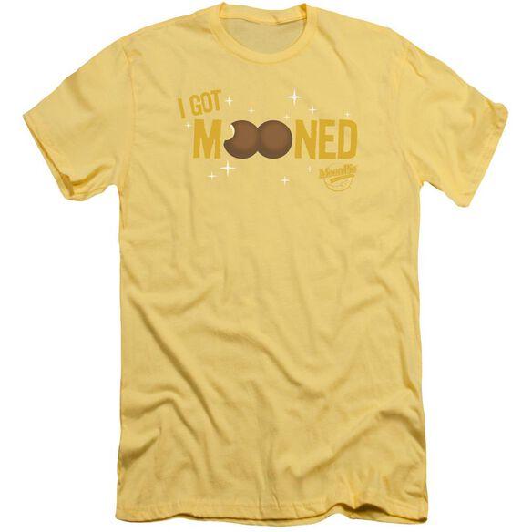Moon Pie I Got Mooned Short Sleeve Adult T-Shirt